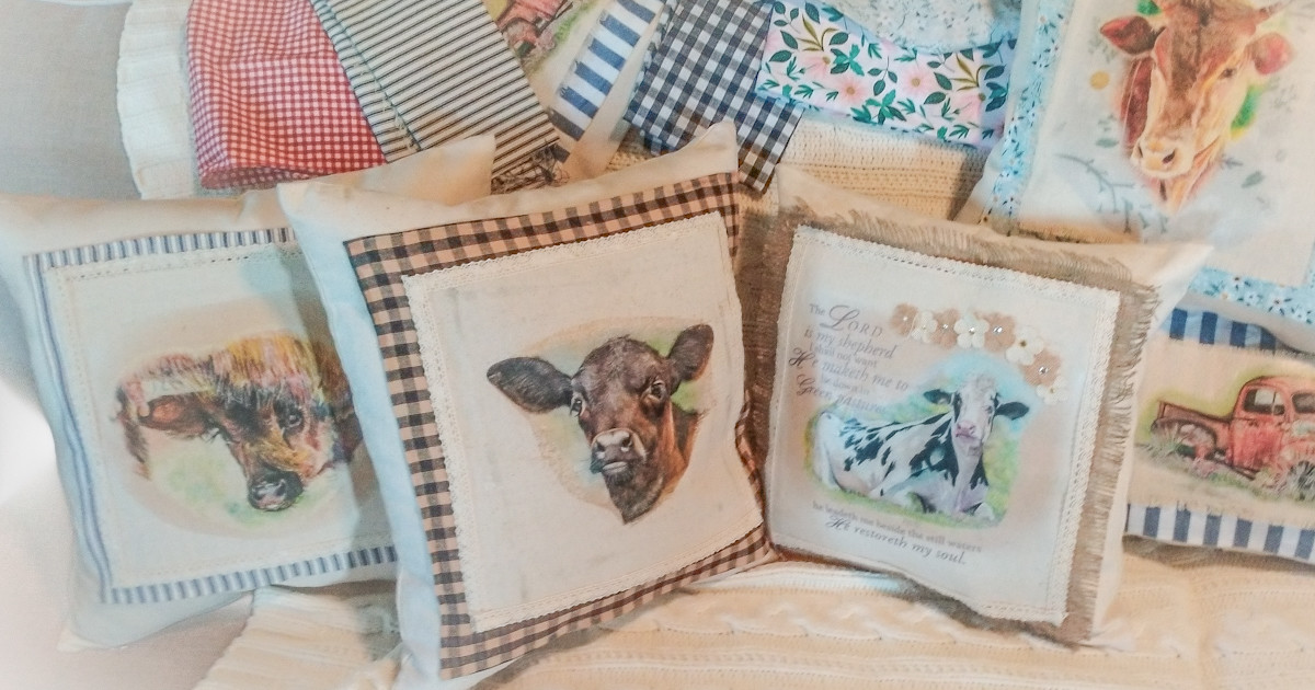 How to Make a No-Sew Pillow on the Cheap