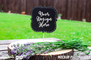 Print on Demand: Outdoor Mockup Styled Stock Photography Graphic Product Mockups By illuztrate