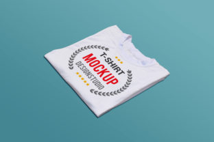T-shirt Mockup Template Design-5 Graphic Product Mockups By alimran24
