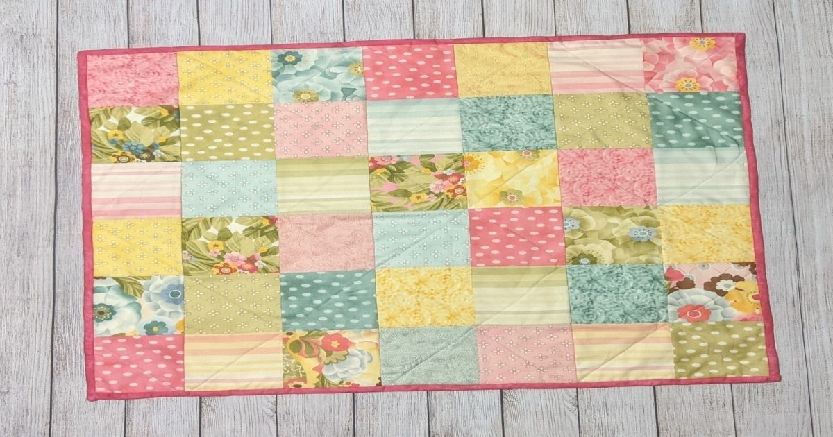 Sewing Your First Quilt, Step By Step