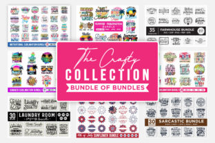 The Crafty Collection Bundle By CraftlabSVG