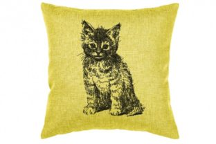 Kitten Cats Embroidery Design By Beautiful Embroidery