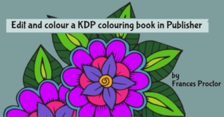 Use a Creative Fabrica Colouring Book in Affinity Publisher