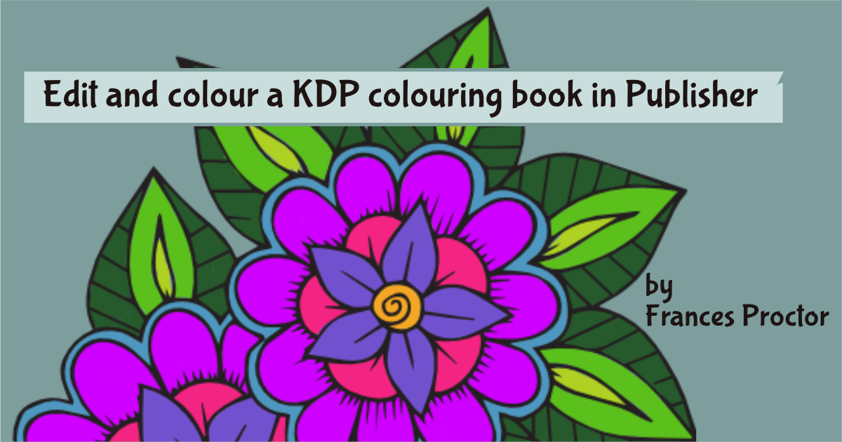 Use a Creative Fabrica Colouring Book in Affinity Publisher main article image