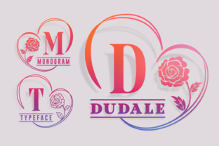 Print on Demand: Dudale Decorative Font By Situjuh