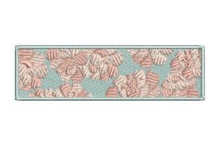 Floral Banner Borders Embroidery Design By Embroidery Designs