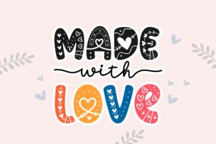 Print on Demand: Lover Decorative Font By HansCo 3