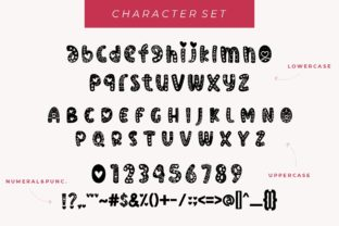 Print on Demand: Lover Decorative Font By HansCo 6