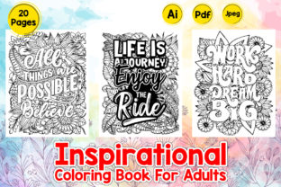 Inspirational Coloring Pages Graphic Coloring Pages & Books By Creative Artist