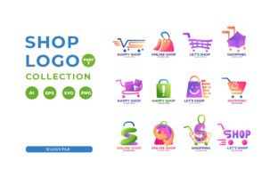 Shop Logo Collection Graphic Logos By Role Graphic