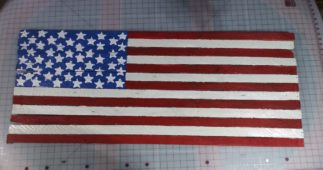 How to Make a Wooden Flag