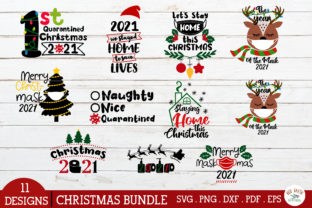 HUGE Christmas and Autumn Bundle SVG Graphic Crafts By redearth and gumtrees 5