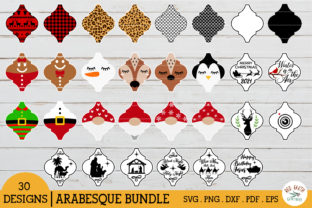 Print on Demand: Huge Christmas Bundle Graphic Crafts By redearth and gumtrees 2