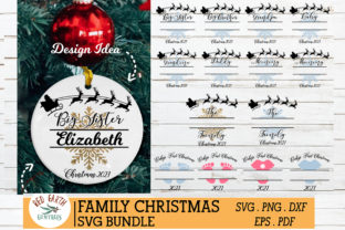Print on Demand: Huge Christmas Bundle Graphic Crafts By redearth and gumtrees 7