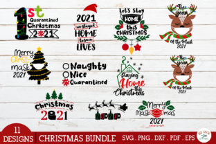 Print on Demand: Huge Christmas Bundle Graphic Crafts By redearth and gumtrees 8