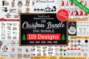 Huge Christmas Bundle Graphic Crafts By redearth and gumtrees