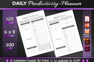Daily Productivity Planner - 1