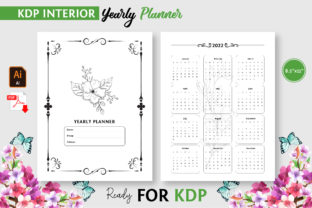 2022-Yearly-Planner-KDP Interior Graphic KDP Interiors By Teeforest02