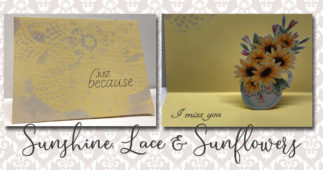 Send Your Greetings with a DIY Mixed Media Pop Up Card