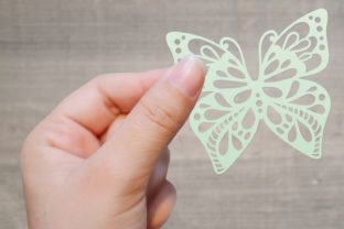 Print on Demand: 60 Butterfly SVG Cut Files Graphic Crafts By tatiana.cociorva 6