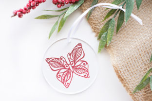 Print on Demand: 60 Butterfly SVG Cut Files Graphic Crafts By tatiana.cociorva 7