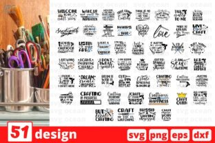 Crafting SVG Bundle Graphic Print Templates By SvgOcean