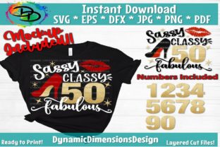 Print on Demand: Sassy Classy Fabulous Graphic Crafts By dynamicdimensions