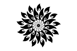 Print on Demand: Mandalas for Blankets Graphic Quilt Patterns By Dhuhayu