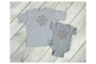 Star Burst Independence Day Embroidery Design By Bella Bleu Embroidery