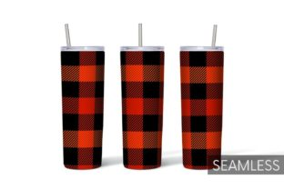 Christmas Tumbler Sublimation Graphic Print Templates By SvgOcean 5