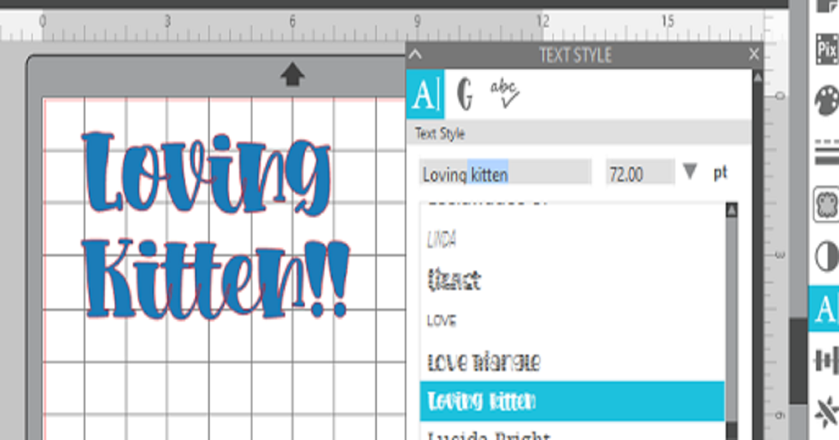 Fonts for Crafting: Installing New Fonts – Part 4 main article image