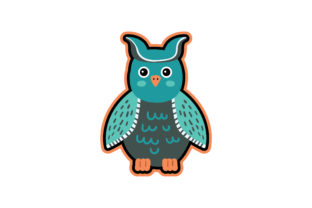 Multilayered Owl Animals Craft Cut File By Creative Fabrica Crafts