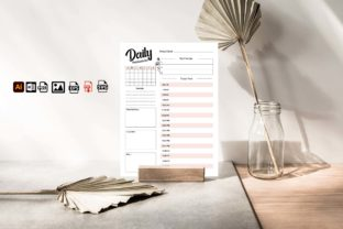 Print on Demand: 2022 Daily Planner KDP & Print Ready Graphic KDP Interiors By DigitalMGoods 3