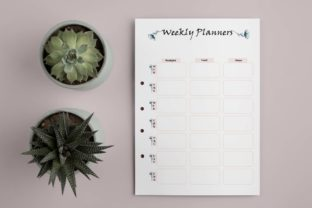 Print on Demand: 2022 Daily Planner KDP & Print Ready Graphic KDP Interiors By DigitalMGoods 7