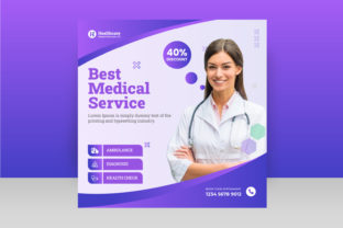 Medical Hospital Banner Design Graphic Graphic Templates By tajulislam12