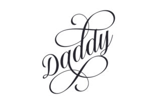 Daddy Family Craft Cut File By Creative Fabrica Crafts