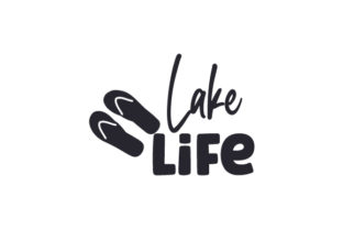 Lake Life Summer Craft Cut File By Creative Fabrica Crafts