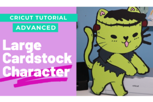 How to Make Your Own Giant Character Standee Classes By cblackstone1111