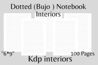 Basic Dotted ( Bujo ) Kdp Interiors Graphic KDP Interiors By flovin design