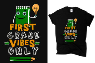 Print on Demand: T Shirt - Back to School Graphic Print Templates By T shirt store