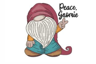 Gnome Fairy Tales Embroidery Design By NinoEmbroidery