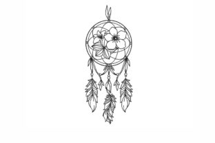 Dreamcatcher Boho Embroidery Design By NinoEmbroidery