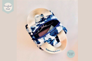 Print on Demand: Sewing Pattern, Mini Duffel Bag, 2 Sizes Graphic Sewing Patterns By DESIGNS NOOK 4