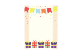 Birthday Party Invitation Template Birthday Craft Cut File By Creative Fabrica Crafts