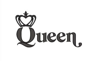 Queen Fairy Tales Embroidery Design By NinoEmbroidery