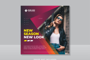 Social Media Instagram Graphic Graphic Templates By boskecil