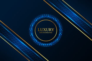 Print on Demand: Luxury Modern Creative Vector Background Graphic Backgrounds By SDesignFarm