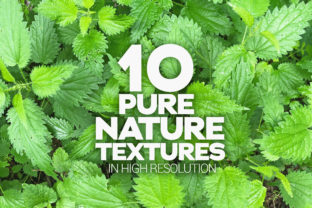 Print on Demand: Pure Nature Textures X10 Graphic Textures By SmartDesigns