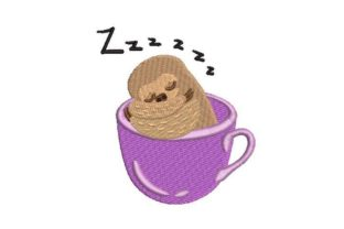 Sloth Sleeping Wild Animals Embroidery Design By Embroidery Designs