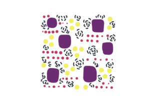 Doodle Dots and Spots Designs & Drawings Craft Cut File By Creative Fabrica Crafts